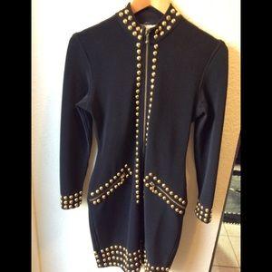 Lille Rubin black dress. Size M